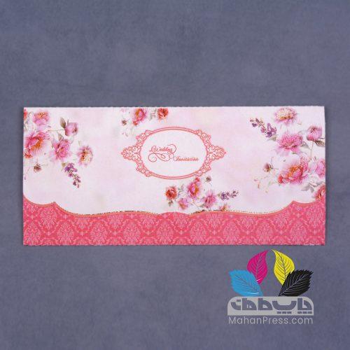 کارت عروسی کد 775 - چاپخانه ماهان