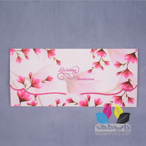 کارت عروسی کد 904 - چاپخانه ماهان