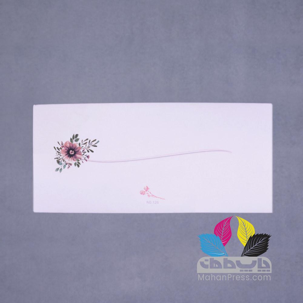 کارت عروسی کد 107 - چاپخانه ماهان
