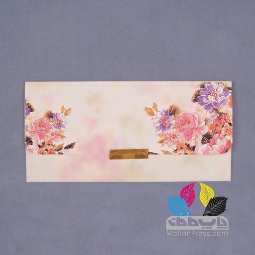 کارت عروسی کد 305 - چاپخانه ماهان