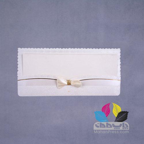 کارت عروسی کد 460 - چاپخانه ماهان