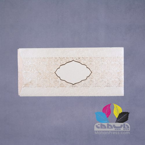 کارت عروسی کد 912 - چاپخانه ماهان